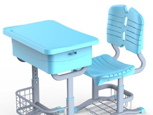 为什么钢塑课桌椅广受欢迎呢?
