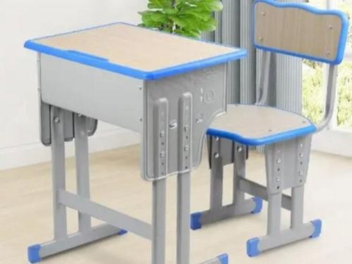 直播带货学生课桌椅的类型有哪些?_广西哪个学生课桌椅厂家口碑好