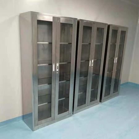 不锈钢柜-001