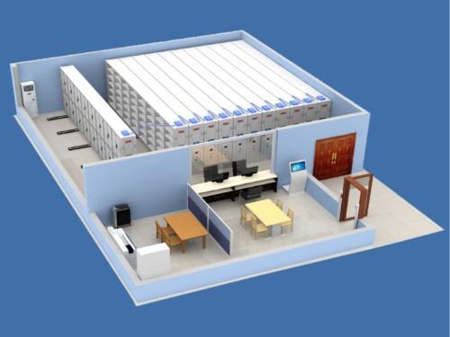 档案密集架管理系统配套家具