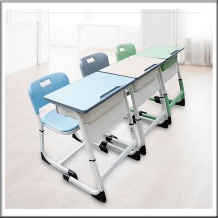 L 型升降课桌椅