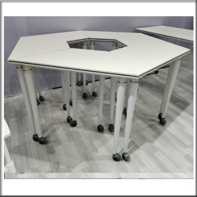条形桌008