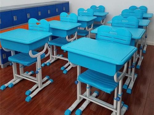 塑料材质的学生课桌椅该怎么保养?