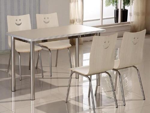 选购不锈钢食堂餐桌椅需要注意哪些?