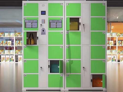 商场寄存柜的锁具样式有哪些?
