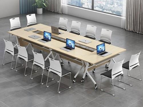 南宁办公家具哪家知名度比较高,折叠会议桌椅批发价格
