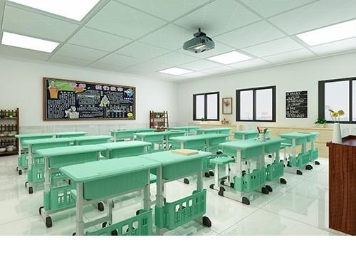 为什么学生升降课桌椅深受学生喜爱?_广西学生课桌椅哪个厂家好