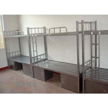 不锈钢双层公寓床036