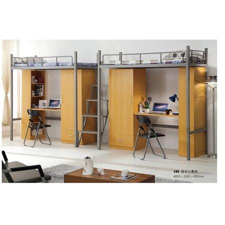 钢木公寓床T25