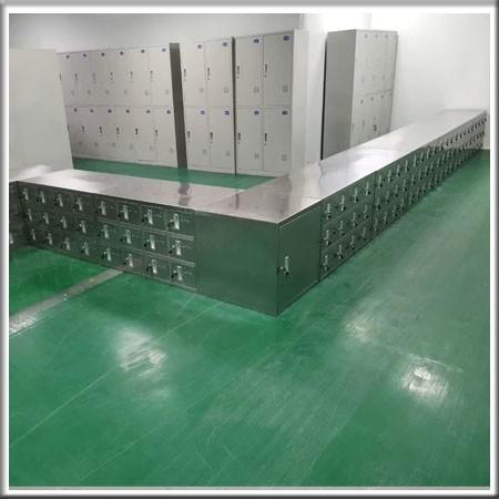 不锈钢矮柜2451