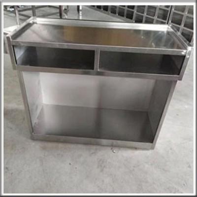 不锈钢定制讲台