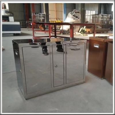 不锈钢定制矮柜
