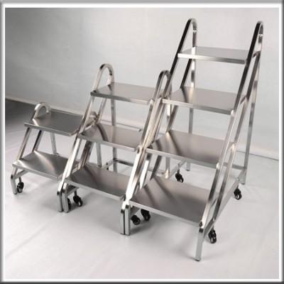 不锈钢书梯404