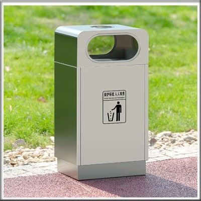 不锈钢垃圾桶213