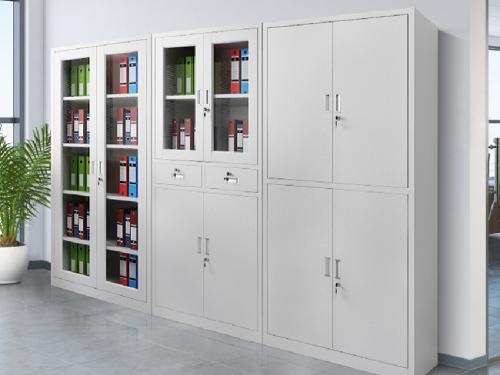 铁皮文件柜的样式有哪些?