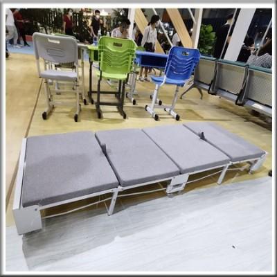 折叠铁架床01
