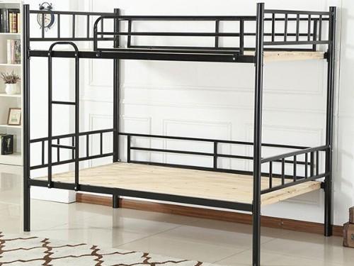 学生公寓双层铁架床品质如何保障?_学生公寓双层铁架床质量如何?