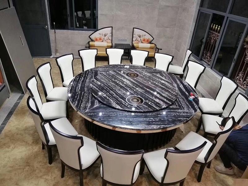 酒店餐桌06