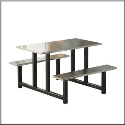 不锈钢餐桌216