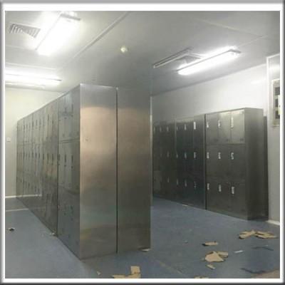 不锈钢更衣柜141