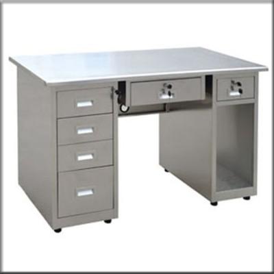 不锈钢电脑桌125