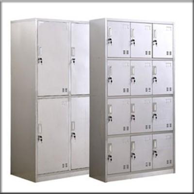 不锈钢更衣柜5115