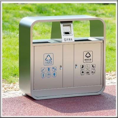 不锈钢垃圾桶205