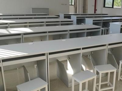 平南县二中双人电脑桌椅采购项目