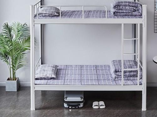 如何挑选到一款好的学生宿舍铁架床?需要注意哪些?