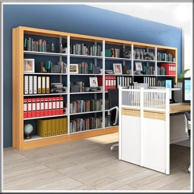 图书馆书架