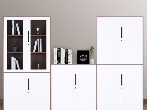 你还以为钢制文件柜只有一种颜色?