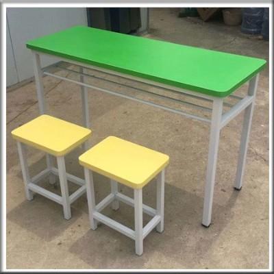 条形桌04