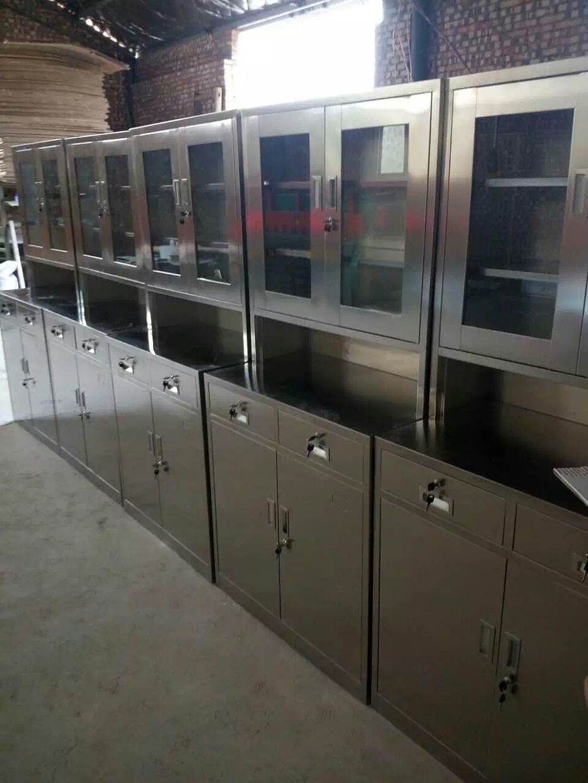 不锈钢药品柜1