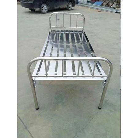 不锈钢单人床