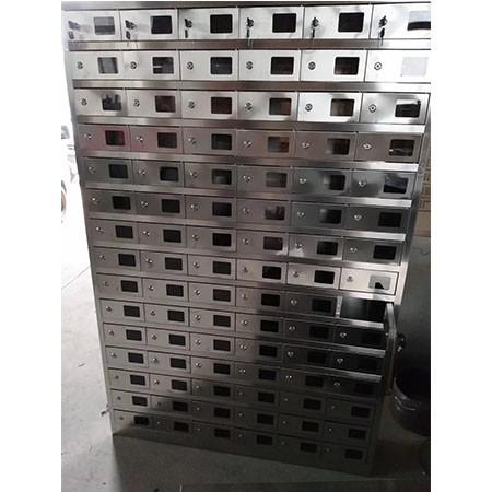 不锈钢手机柜